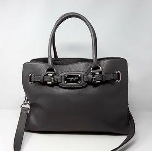 MICHAEL KORS Grey Tote Handbag